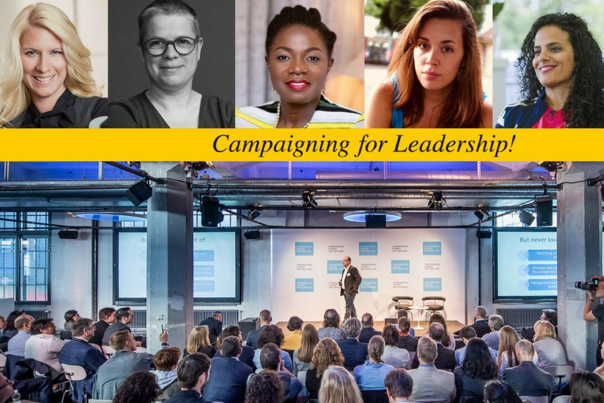 campaigning summit 2018