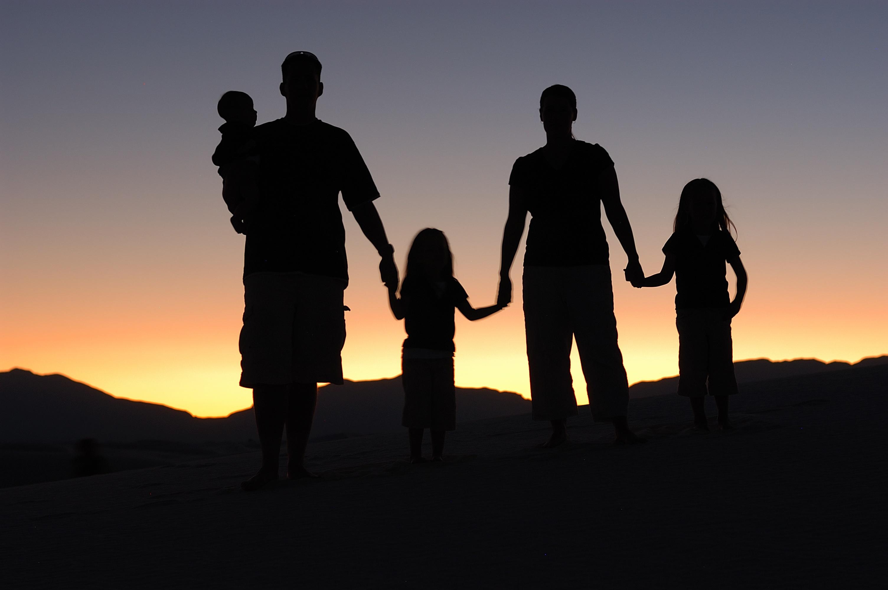 Millennials sprechen über Familie
