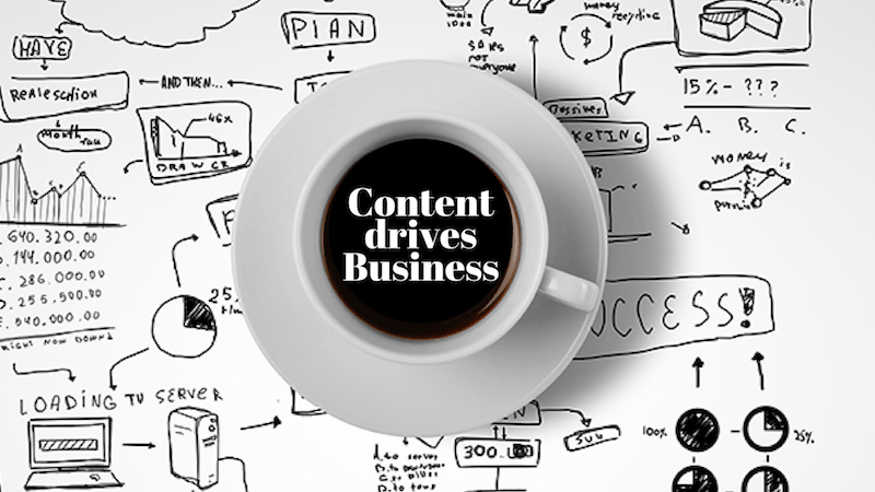 content-drives-business